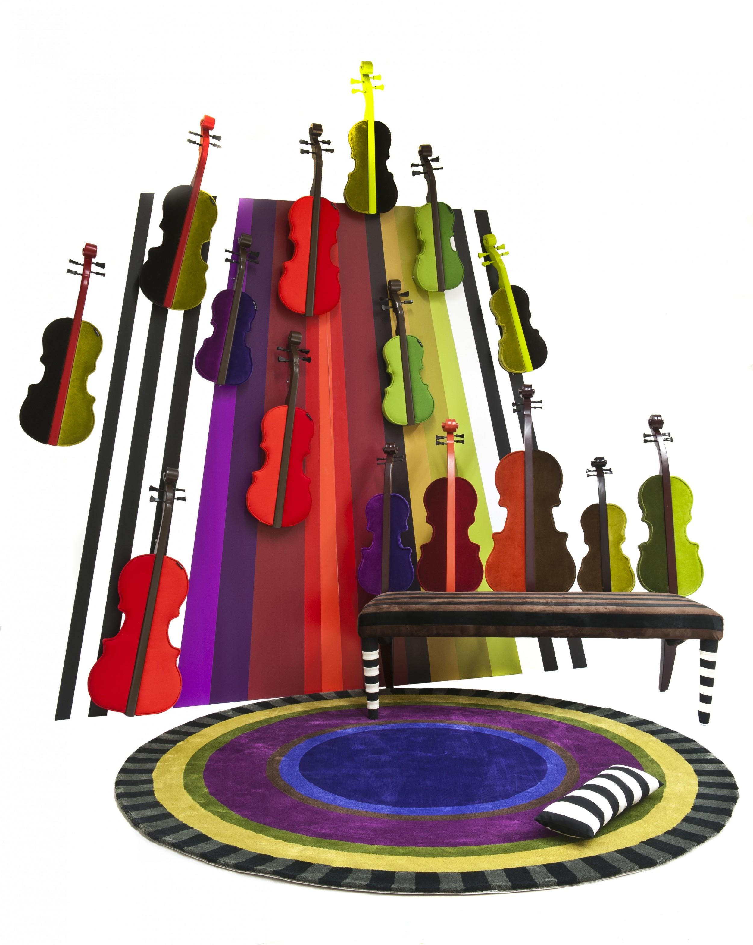 The Waterfall of Stradivarius